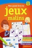 Chantecler - Mon grand livre de jeux malins - Pour les enfants de 9 à 11 ans.