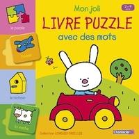 Chantecler - Mon joli livre puzzle avec des mots.