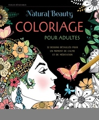 Chantecler - Natural Beauty - Coloriage pour adultes - 32 dessins détaillés pour un moment de calme et de méditation.