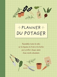 Téléchargements ebooks gratuits epub Planner du potager  (French Edition) par Chantecler