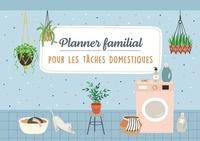 Chantecler - Planner familial pour les tâches domestiques - Feuilles détachables.