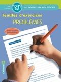 Chantecler et Geert Heymans - Problèmes CM2 10-11 ans - Feuilles d'exercices.