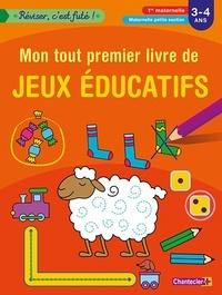 Chantecler - Réviser, c'est futé ! Mon tout premier livre de jeux éducatifs - Maternelle Petite Section.