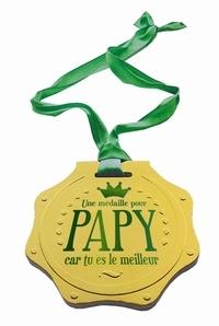 Histoiresdenlire.be Une médaille pour papy car tu es le meilleur Image