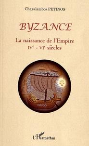 Byzance - La naissance de lEmpire IVe-VIe siècles.pdf