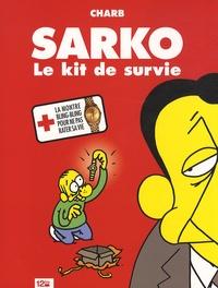 Charb - Sarko, le kit de survie - Coffret en 2 volumes.