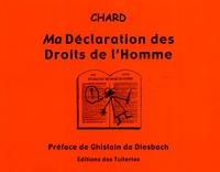 Chard - Ma Déclaration des Droits de l'Homme.