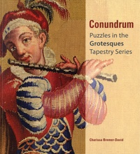 Charissa Bremer-David - Conundrum - Puzzles in the Grotesques Tapestry Series.