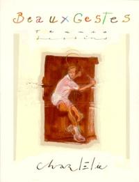 Beaux gestes - Plus de 200 dessins inspirés par le tennis.pdf