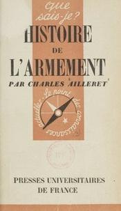 Charles Ailleret et Paul Angoulvent - Histoire de l'armement.