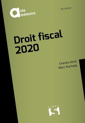 Droit fiscal  Edition 2020