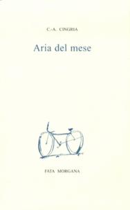 Charles-Albert Cingria - Aria del mese.