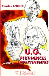 Goodtastepolice.fr U. G. - Pertinences impertinentes Image