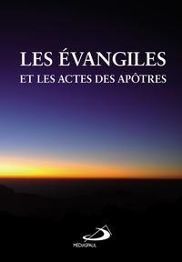 Charles Augrain - Les Evangiles et les Actes des Apôtres.