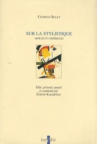 Histoiresdenlire.be Sur la stylistique - Articles et conférences Image