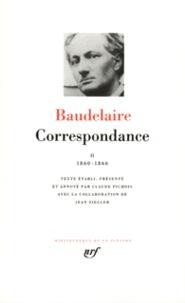 Histoiresdenlire.be Correspondance - Tome 2, 1860-1866 Image