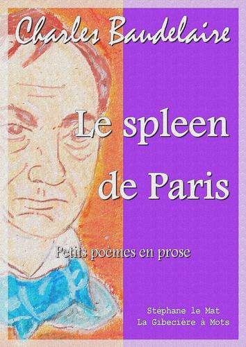 Le Spleen De Paris Petits Poèmes En Prose Multi Format