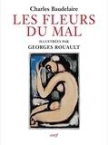 Charles Baudelaire et Georges Rouault - Les fleurs du mal illustrées par Georges Rouault.