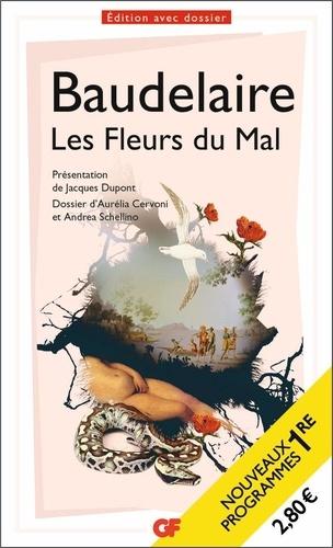 """Les Fleurs du Mal. Programme nouveau Bac 2021 1re. Parcours """"Alchimie poétique : la boue et l'or"""""""