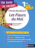 """Charles Baudelaire et David Galand - Les Fleurs du mal - Avec le parcours """"Alchimie poétique : la boue et l'or""""."""
