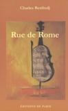 Charles Benfredj - Rue de Rome.