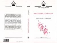 Charles Bonn - Bibliographie Kateb Yacine.