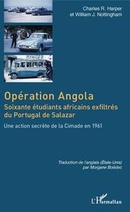 Deedr.fr Opération Angola - Soixante étudiants africains exfiltrés du Portugal de Salazar - Une action secrète de la Cimade en 1961 Image