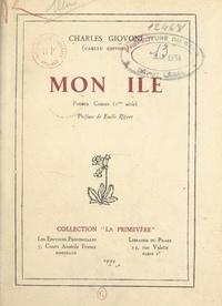 Charles (Carulu) Giovoni et Emile Ripert - Mon île - Poèmes corses.