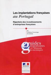 Openwetlab.it Les implantations françaises au Portugal - Répertoire des investissements d'entreprises françaises Image