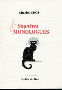 Charles Cros - Saynetes monologues.