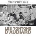 Charles Da Costa - Calendrier les tontons d'Audiard.