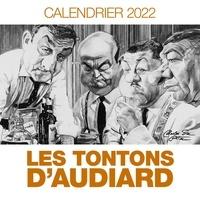 Charles Da Costa - Les Tontons d'Audiard - Calendrier.