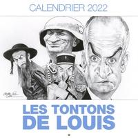 Charles Da Costa - Les tontons de Louis - Calendrier.