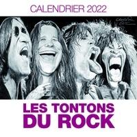Charles Da Costa - Les tontons du rock - Calendrier.