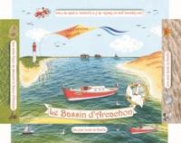 Charles Daney - Le bassin d'Arcachon - Avec 1 livre, 1 plateau, 6 pions, 2 dés.