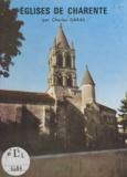 Charles Daras - Églises de Charente.