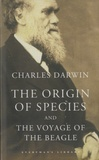 Charles Darwin - The Origin of Species and the Voyage of the Beagle.