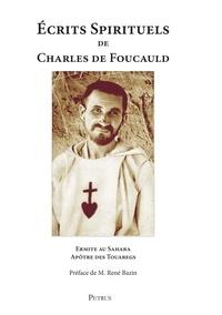 Sennaestube.ch Ecrits spirituels de Charles de Foucauld (1858-1916) Image