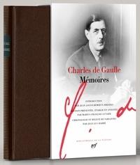 Charles de Gaulle - Mémoires.