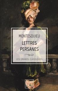 Charles de Montesquieu - Lettres persanes.