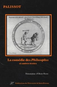 Charles de Palissot de Montenoy - .