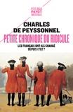 Charles de Peyssonnel - Petite chronique du ridicule - Les Français ont-ils changé depuis 1782 ?.