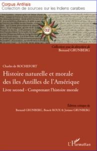 Alixetmika.fr Histoire naturelle et morale des îles Antilles de l'Amérique - Livre second comprenant l'histoire morale Image
