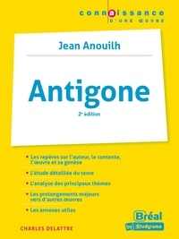 Charles Delattre - Antigone - Jean Anouilh.