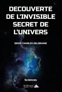 Deedr.fr Découverte de l'invisible secret de l'univers Image