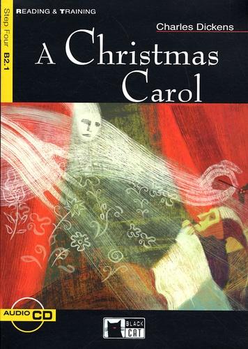 A Christmas Carol  avec 1 CD audio