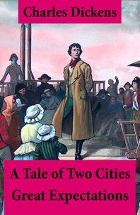 Charles Dickens - A Tale of Two Cities + Great Expectations - 2 Unabridged Classics.