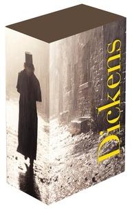 Charles Dickens - David Copperfield ; De grandes espérances; Pickwick ; Olivier Twist - Coffret en 2 volumes.