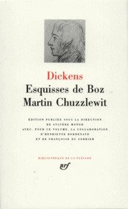 Esquisses de Boz. Martin Chuzzlewit - Charles Dickens   Showmesound.org