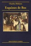 Charles Dickens - Esquisses de Boz.